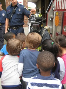 Field Trip to Union Township Fire Department
